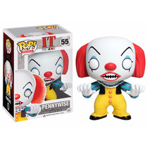 Pennywise Funko Pop #55 It The Movie Eso Payaso Stephen King