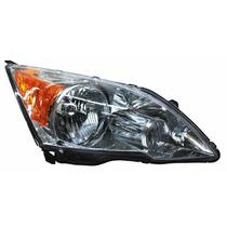 Faro Honda Crv 09-10 Izquierdo O Derecho Nuevo