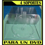 25 Pack Charola Digi Tray Cristal Para Cd Dvd Bd ¡nueva¡