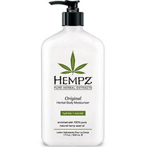 Hempz Original A Base De Plantas Hidratante Corporal 17 Onza