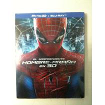 El Sorprendente Hombre Araña 3d ( Bluray 3d + Bluray )