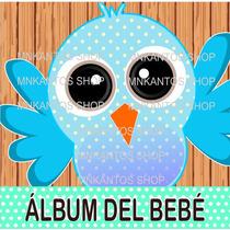 Album Del Bebe. Baby Shower, Libro De Bebe, Regalo, Recuerdo