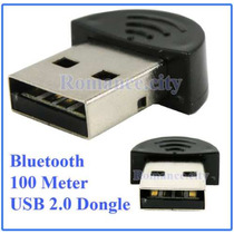 Bluetooth Usb Mini Dongle 2.0 Excelente Alcance,super Precio