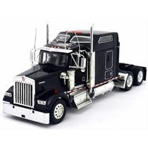 1:53 Tracto Camion Kenworth W900 Tonkin Trailer Metalico