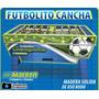 Futbolito - Cancha Sin Mecanismo - Marben Futbolitos