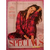 Victorias Secret Catalogo 2012 Christmas Pijamas Brasier