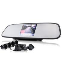 Espejo Retrovisor Camara Reversa Sensores Accesorios Autos