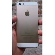 Iphone 5s 32 Gb Gold Iusacell