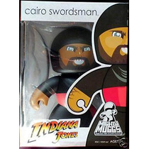 Cairo Swordman Indiana Jones Mighty Muggs Cazadores Arca