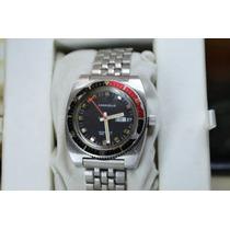 Reloj Caravelle De Bulova De Buzo 666feet Automatico Vintage