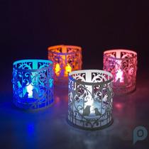 Pantallas De Luz Con Diseño De Pajaritos Para Decoración