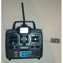 Transmisor Y Receptor (tx Rx) Marca Radiolink 6 Canales 2.4