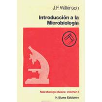 Libro: Introducción A La Microbiología J. F. Wilkinson, Pd