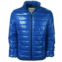Chamarra Aeropostale (puffer Jacket) Med Azul 100% Original