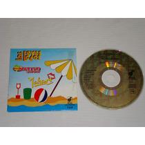 Yahari / Nativo Show / Los Reyes Locos Cd Promo Disa 1996