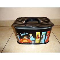 Estuche Barbie Ponytail Original Mattel Año 1961 +++
