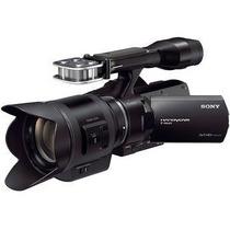 Sony Nex-vg30 Con Lente Zoom 18-200 F/3.5-6.3 Videocamara