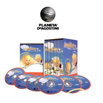 Angelitos 6 Dvds Video Planeta