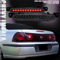 Luz Stop Led Negra Chevrolet Impala 00 01 02 03 04 05