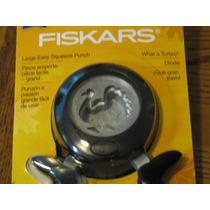 Perforadora Fiskars Pinza En Forma De Pavo 1.5 Pulgadas