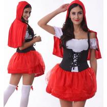 Disfraz De Caperucita Roja Adulto Princesa