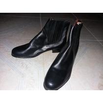 Zapatos De Danza Folklorica (botines)