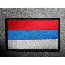 Bandera Bordada De Rusia Parche Escudo
