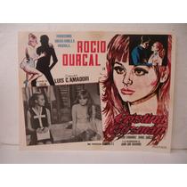 Rocío Durcal , Cristina Gúzman , Cartel De Cine