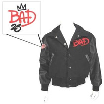 Michael Jackson Bad Tour Staff Jacket 25th Anniversary Ed.