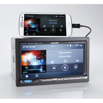 Alpine App Ics-x7hd App Samsung 7 Mirrorlink Hd Bluethoot