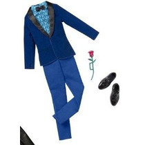 Ken Moda Traje Azul Smoking Traje 2013