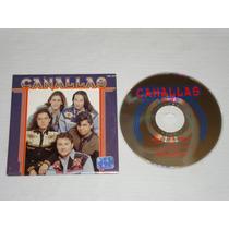 Canallas - Corazon De Madera Cd Promo Bmg 1997