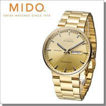 Reloj Mido Commander Ii Datoday