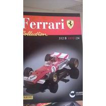 Ferrari Collection Panini 24 312b 1970 Jacky Ickx