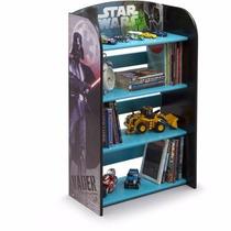 Organizador Librero Para Niños Star Wars