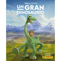 Estampas Sueltas Album Un Gran Dinosaurio Panini