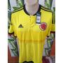 Jersey Adidas De Colombia 100% Original 2015 De Local