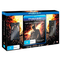 Batman The Dark Knight Rises (blu Ray+dvd) Limited Edition.