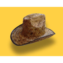 Sombrero Vaquero Palma Boda Fiestas Campañas Economico