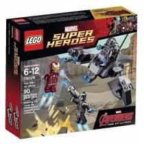 Lego Super Heroes Iron Man Vs. Ultron Modelo 76029