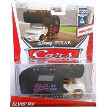 Cars Disney Elvis Rv. Piston Cup. Deluxe.