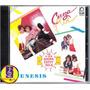 Cd: Cereza Y Miel - Genesis - Remasterizado Digitalmen - Flr
