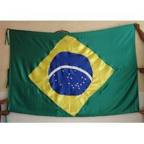 Bandera De Brasil Y De Todo El Mundo $450 Op4