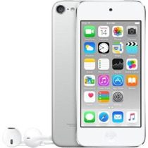 Ipod Touch 4 Retina Chip A8 Ios 9 16gb Color Plata