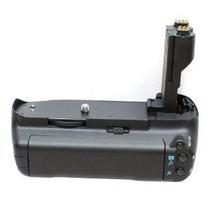 Battery Grip Camara Canon Eos 7d Empuadura Duplica Poder Op4