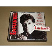 Emmanuel Mis Treinta Mejores Canciones 96 Columbia Cd Doble