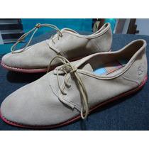 Timberland Zapatos No 27 Mex Compuesto En Gamuza