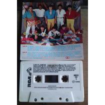 Los Flamers Gran Reventon Vol 4 Cassette Ed 1989 Fdp