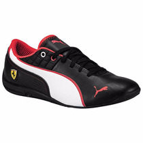 Tenis Ferrari Scuderia Drift Cat 6 Sf Nm Puma 305540