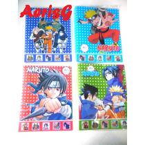 Arg Increible Carpetas De Plastico De Naruto Anime Manga Fdp